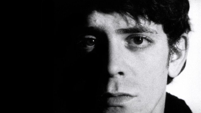Happy 76th birthday to the immortal Lou Reed.