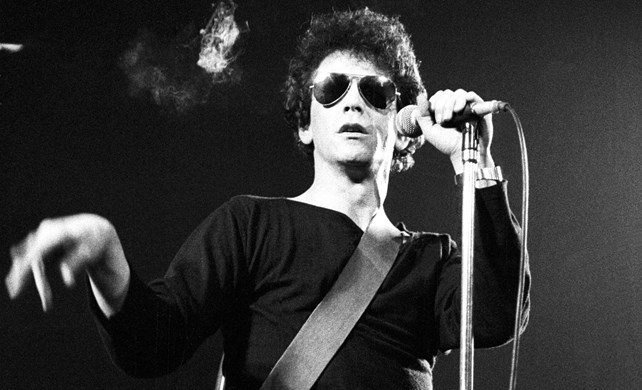Happy birthday to the late Lou Reed... Such a talent and inspiration.