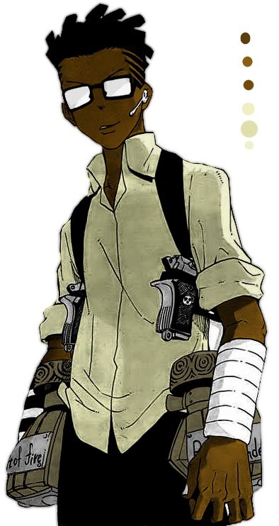 my dawg Kilik is def 1 of the coolest anime characters ever. what y'all know bout that #SoulEater �� https://t.co/0ktwPPQJyF