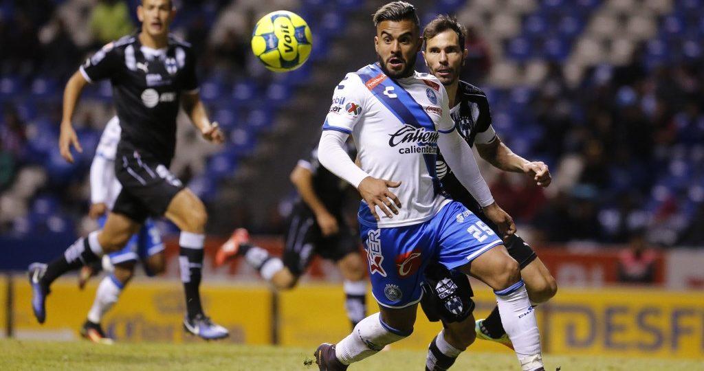 Puebla gana 3-1 a los Rayados J10