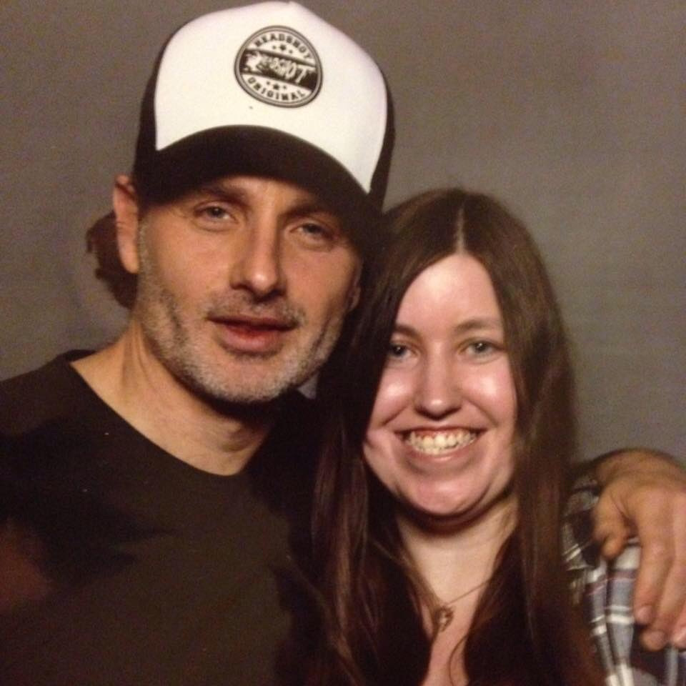 Walker Stalker Con On Twitter Guest Announcement Andrew Lincoln