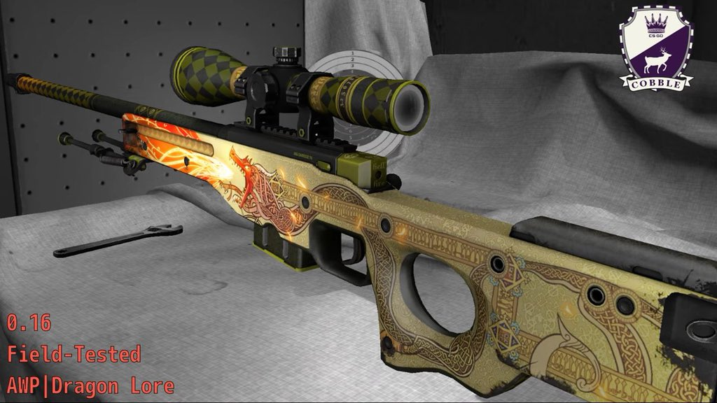Since I ❤️ u so much, 2x 🔥 🔥  🔥 dragon lore giveaway. Follow and retweet, gonna pick winner on my stream !