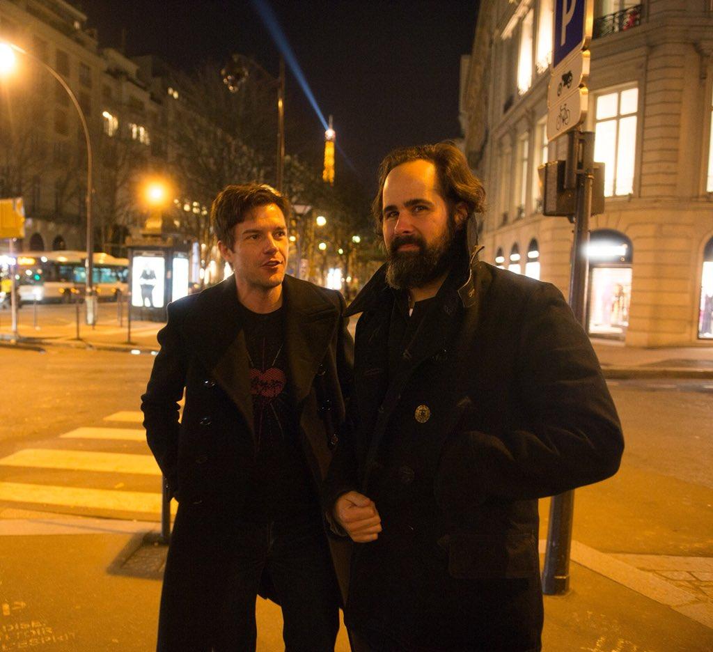 Nevadans in Paris https://t.co/q9993uX7ht