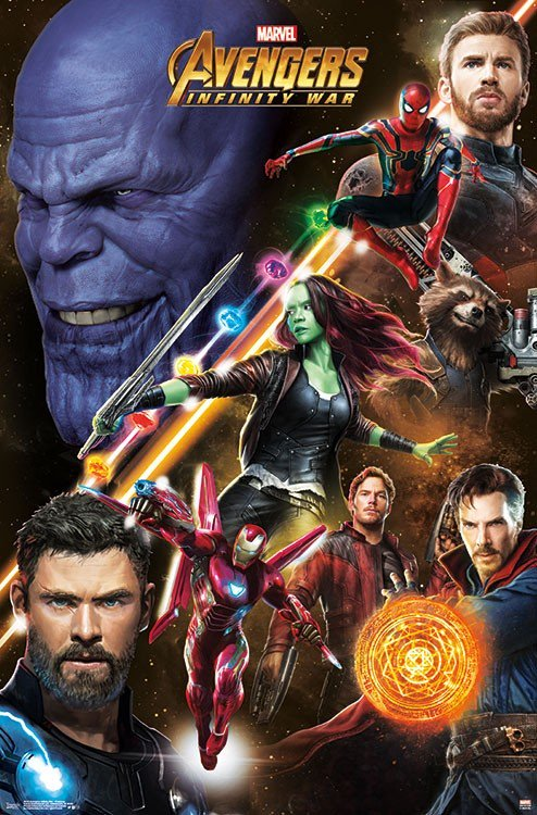 Avengers : Infinity War - Page 6 DXUwuBeWsAENizZ