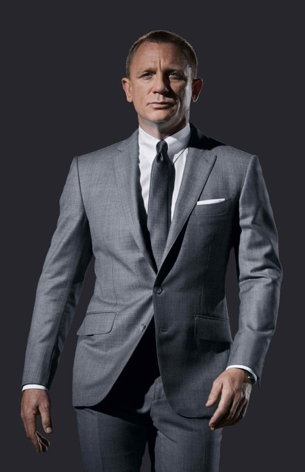 Happy Birthday Daniel Craig!