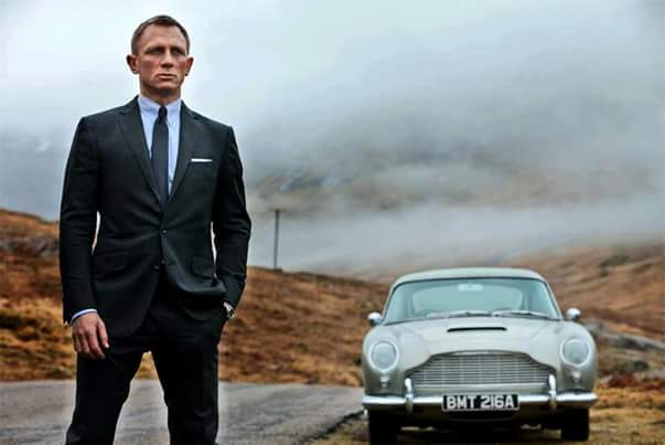 I\d like to wish Daniel Craig a happy 50th birthday!