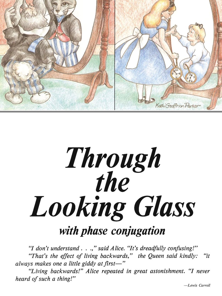 Source looking glass