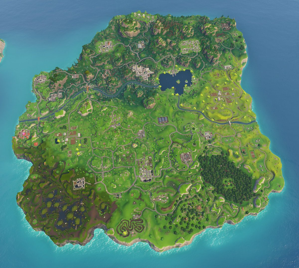 Not Sure Where To Drop? Let Fate Decide! : FortNiteBR