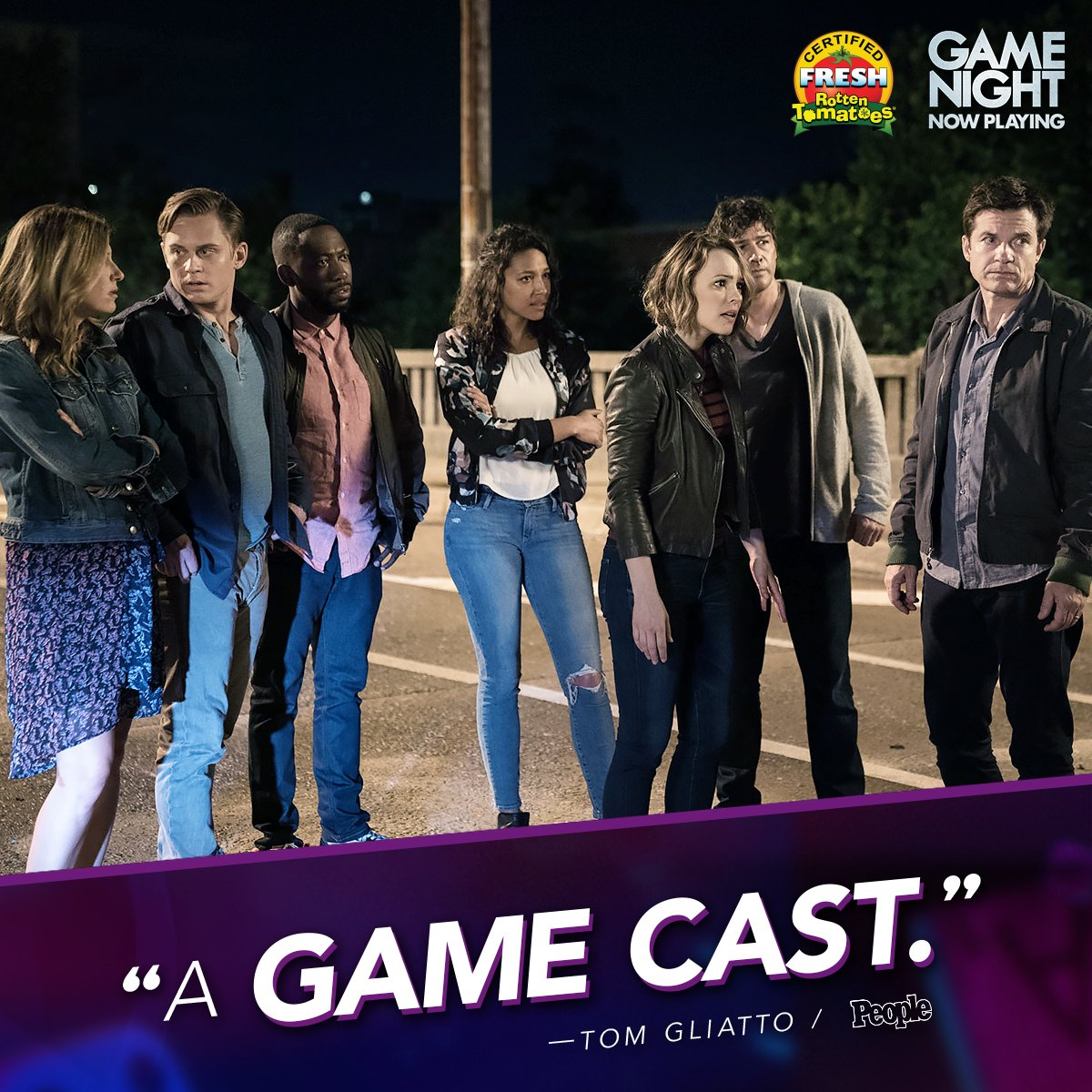 Game Night On Twitter Don T Miss The Incredible Cast Of