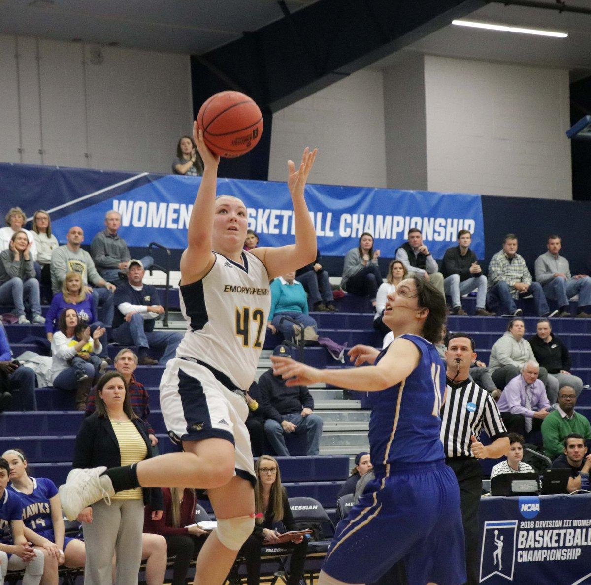 NCAA D-III WOMEN: @EHCWBB wins first-ever national tourney game: heraldcourier.com/sports/ncaa-d-…