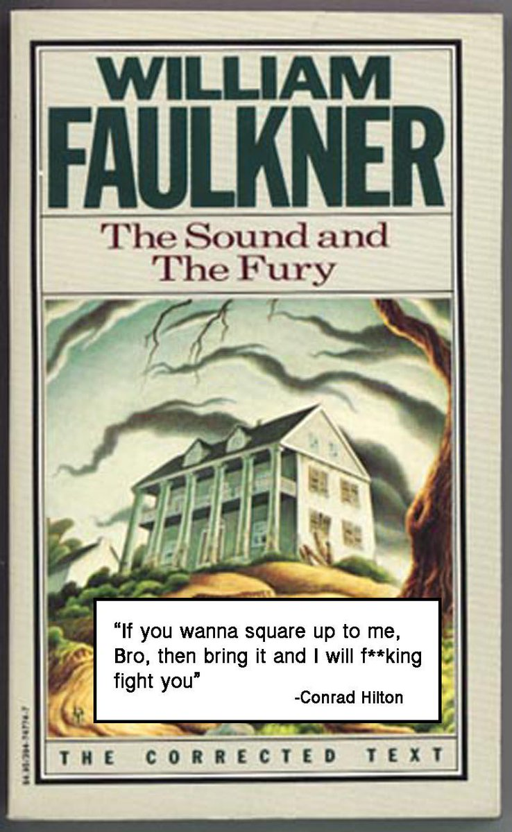 sarte essay faulkner the sound and the fury The sound and the fury by William Faulkner Essay
