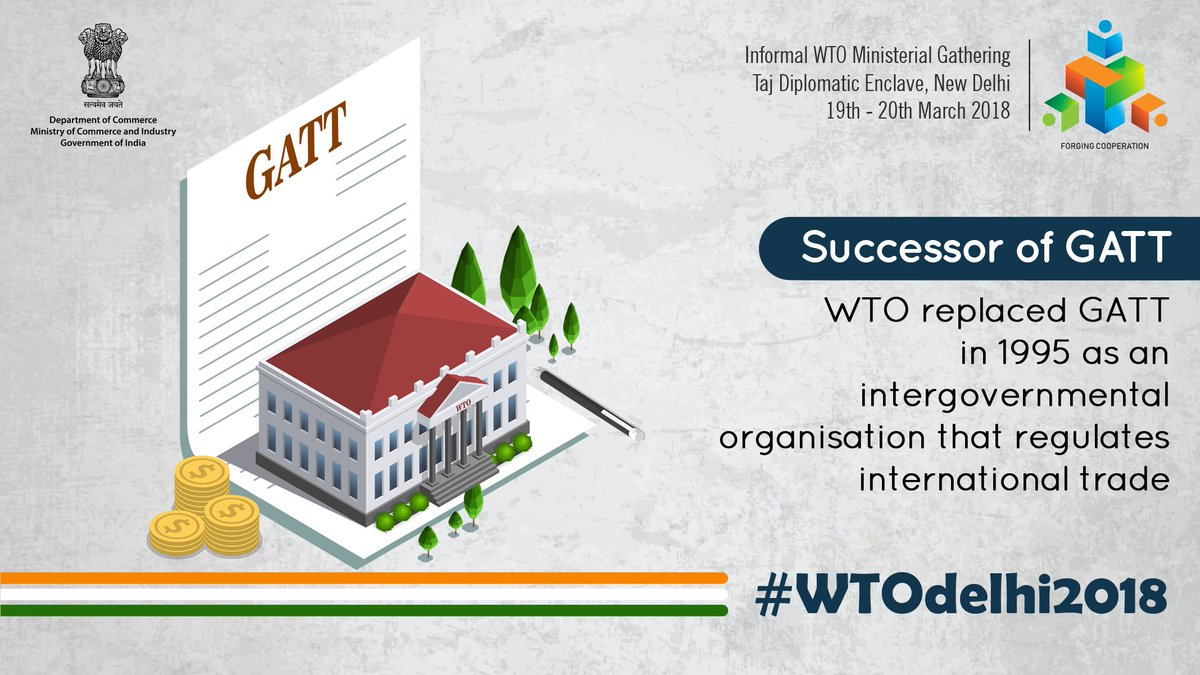 Dept Of Commerce Goi On Twitter Wto Fact Athon 3 One Of The