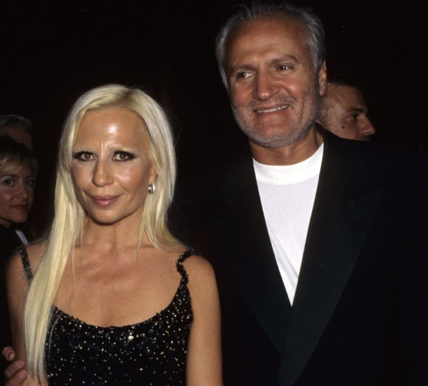 04df52ce260 Donatella Versace opens up about Gianni s murder and filling his shoes   I m  not fearless.