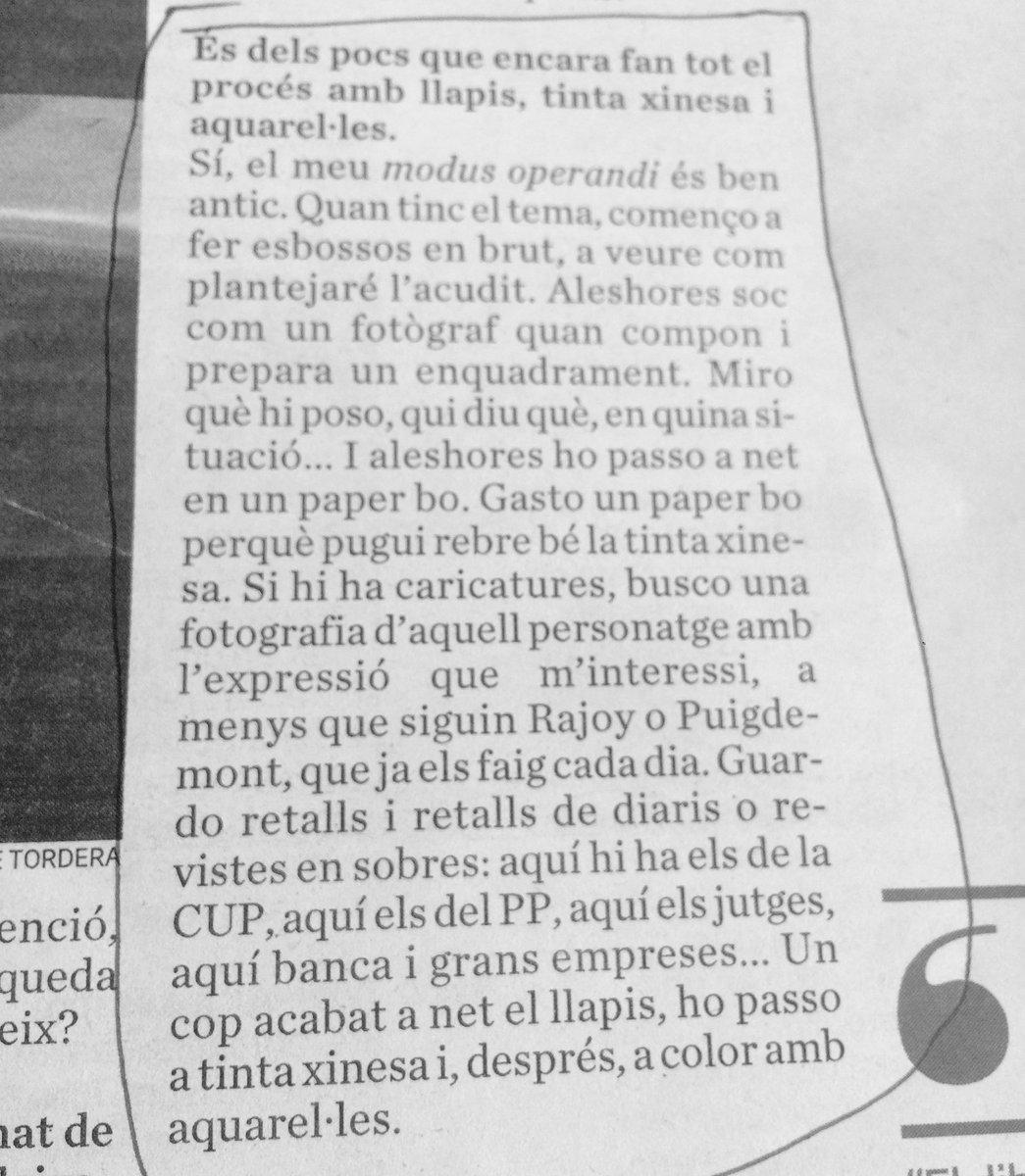 """Miquel Ferreres: """"En algunes coses estem pitjor que amb el franquisme"""" ara.cat/_754a4b81"""