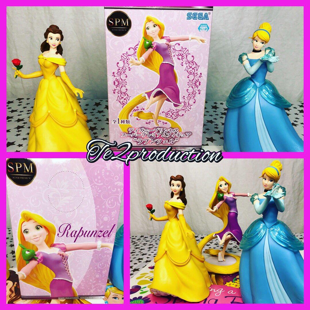 Erikku On Twitter Https Tco Syrizrj1sw Sega Disney Segaprize Figure Rapunzel Tangled Segajapan Spm Premium Belle Cinderella Cendrillon Raiponce Pascal Toys Hawyiiwg40