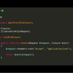 Image for the Tweet beginning: If you are using #laravel