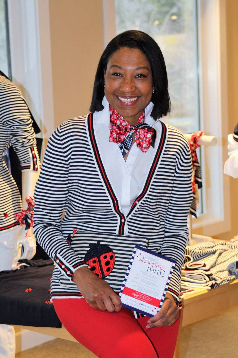 3f7f9eb94634 She'll show you how to upgrade your Casual Friday look. 30% of the proceeds  benefit the women of Dress for Success Rochester!