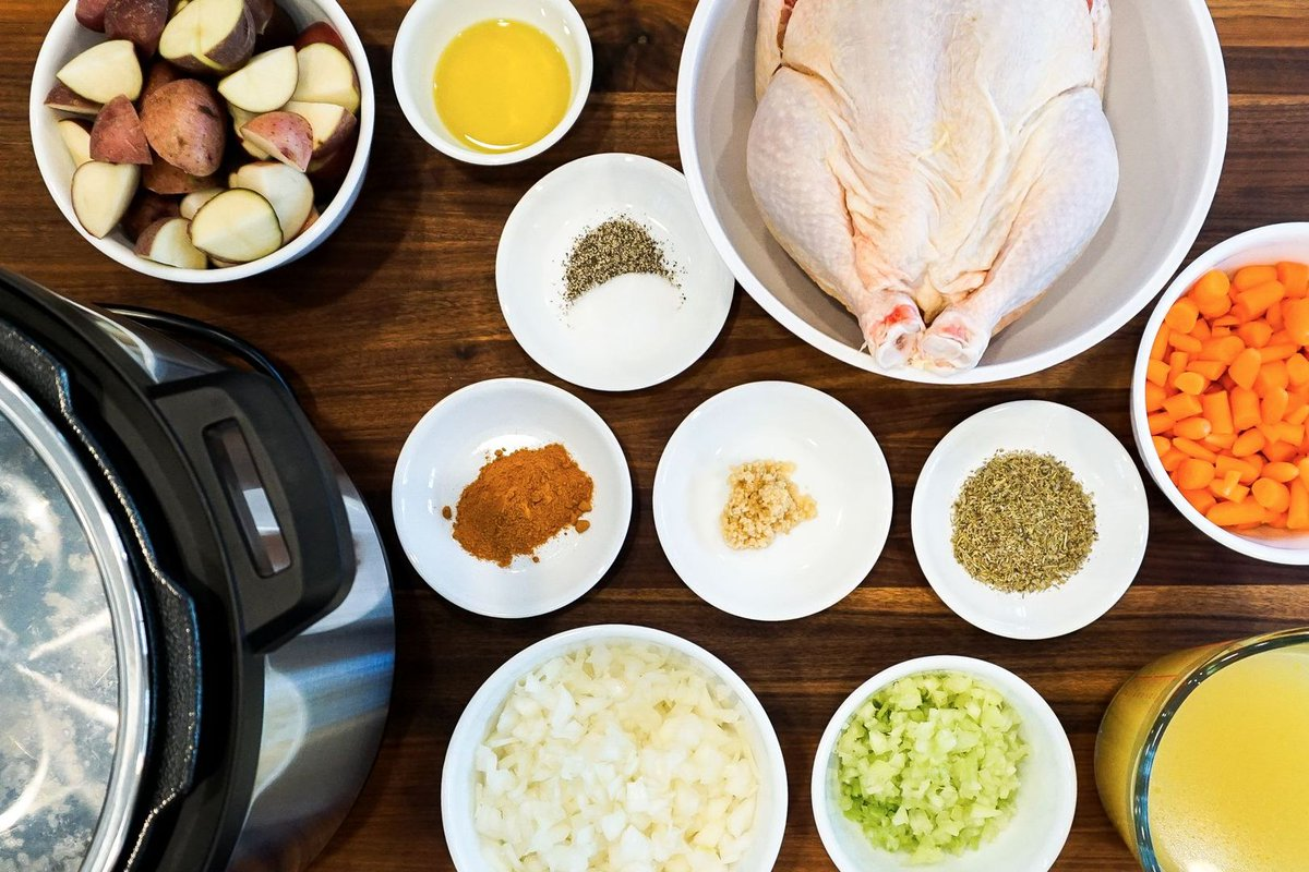 @onehappyhw: Have My Ingredients Ready for Chicken Soup https://t.co/n6xn3Qm7qQ #chicken #soup #recipe https://t.co/9O6imqJXdo