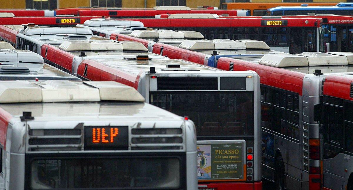 Boom di dipendenti #Atac scrutatori: ridotto il servizio di bus e metro → https://t.co/ILDqYuU3ti