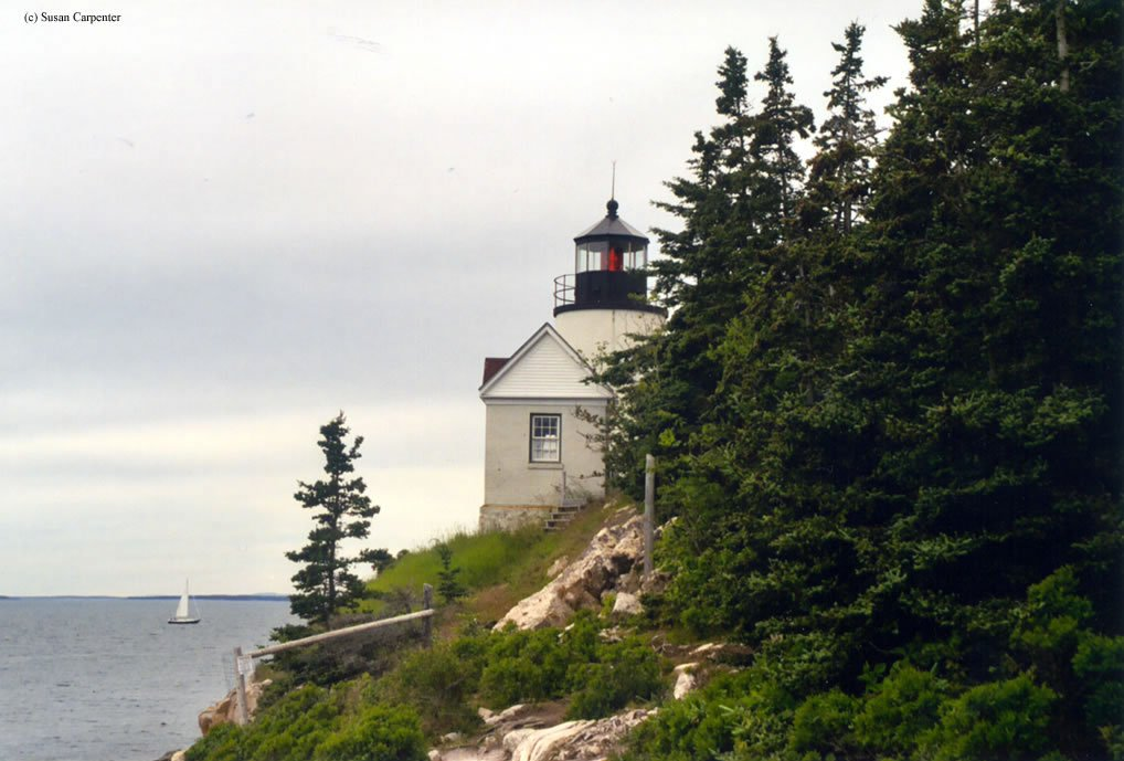 test Twitter Media - The #BassHarbor Head #Lighthouse, sitting atop a granite headland in #Acadia #NationalPark, is probably one of the most photographed lighthouses in all of New England.  https://t.co/xlSIAIopvk https://t.co/7A8k73OnZl