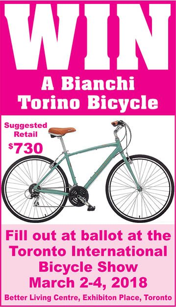 Bicycle Show Toronto on Twitter: