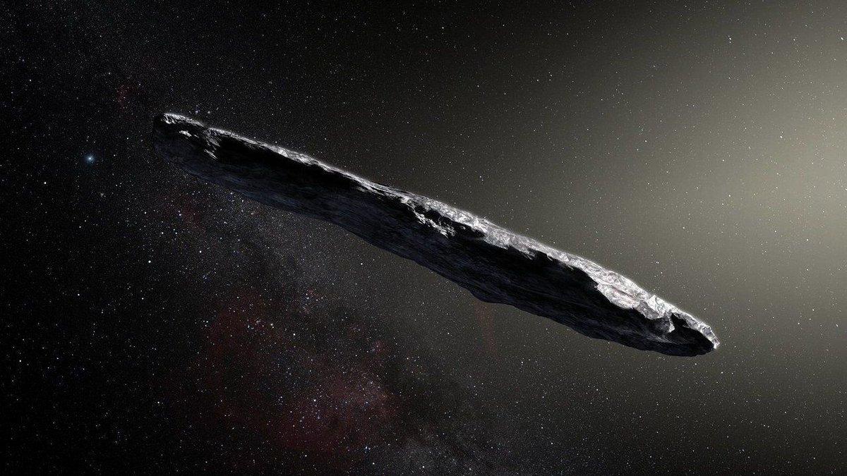 太陽系外からやってきた「オウムアムア」が運んできた、壮大な生命誕生の仮説 #サイエンス #宇宙 #大学研究 https://t.co/7dgprIUcQC