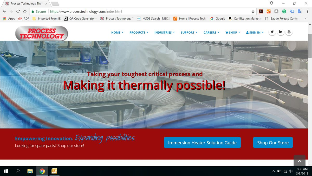Process Technology On Twitter Looking For Spare Parts Shop Our