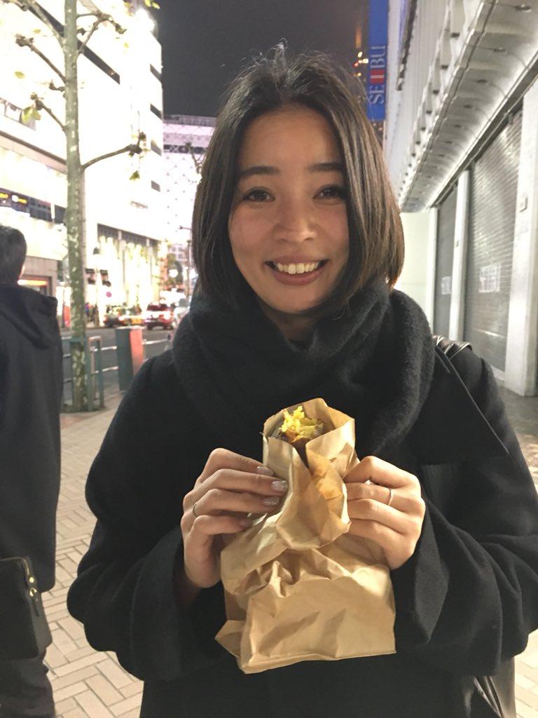 焼き芋とヨシダナギ