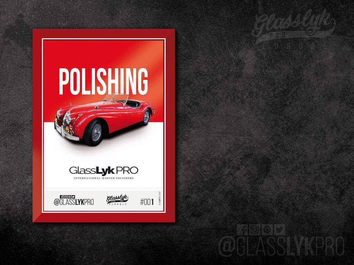 Glasslyk Pro On Twitter At Glasslykpro Polishing Classiccar