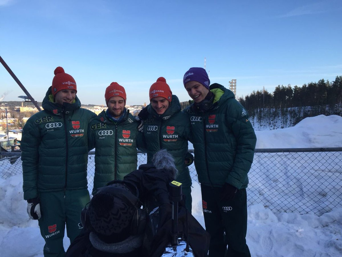World Cup season continues in Lahti! 😉🇫🇮...