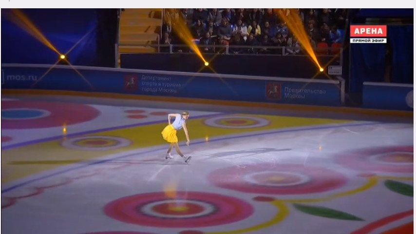 Ледовые шоу-5 - Страница 2 DXXwCorU8AAG9cE