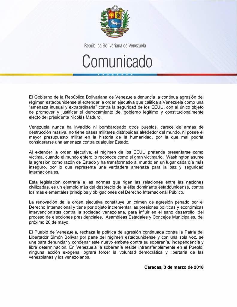 Hoy - Noticias Internacionales DXY39yNXkAI0uAp