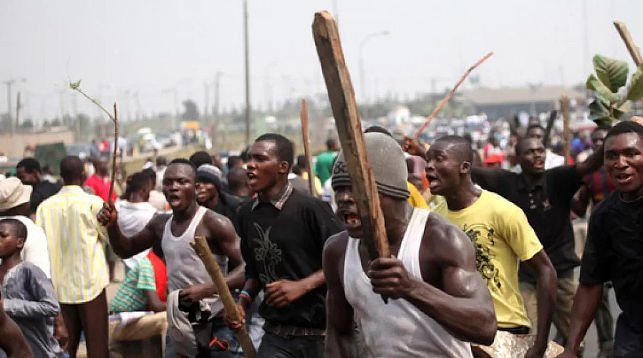 conflict of north central nigeria on An age-old conflict over grazing land in nigeria that's exploded into widespread violence may be threatening president muhammadu buhari's chances for re-election in february.