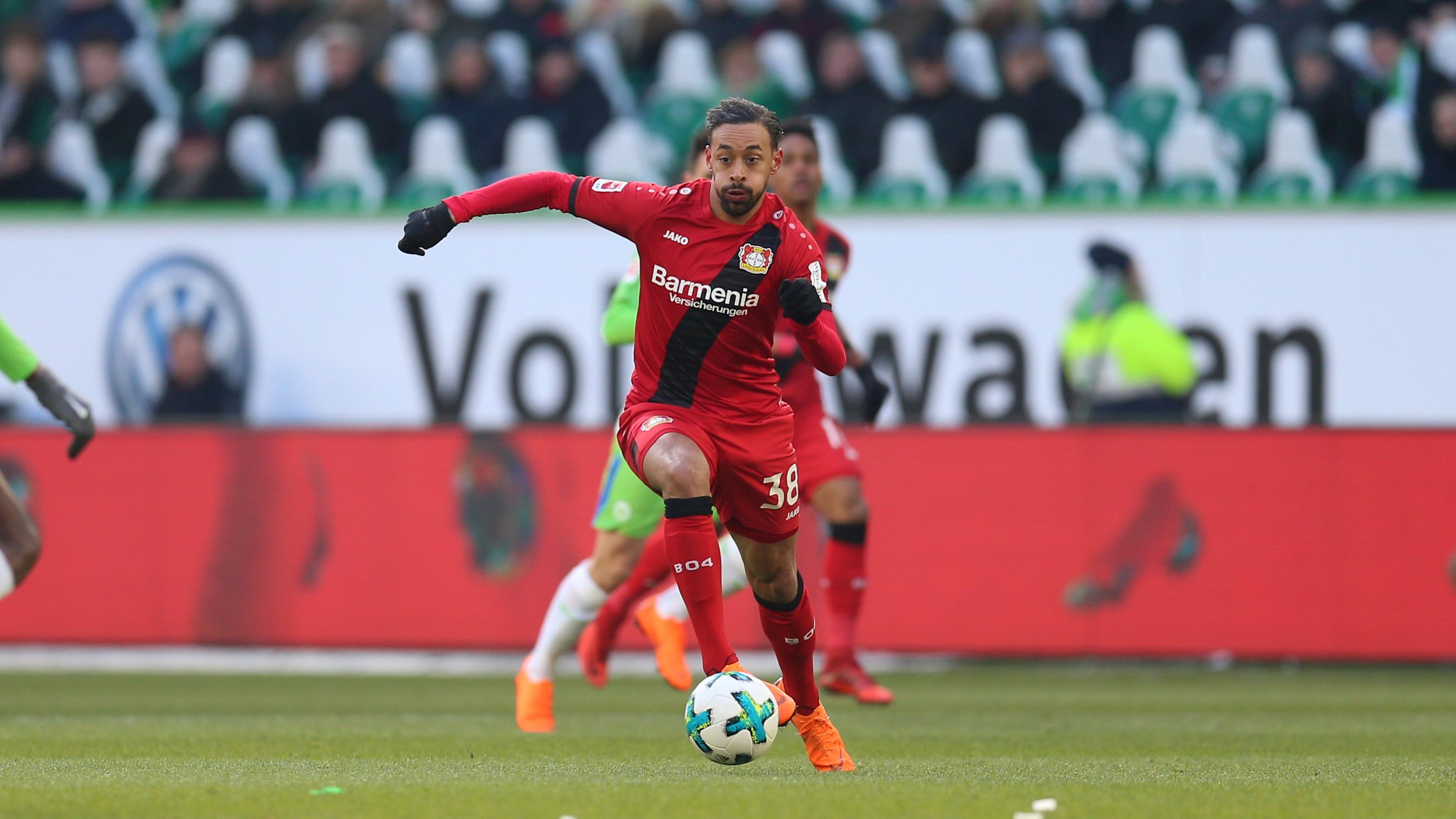 Wolfsburg vs Bayer Leverkusen Highlights