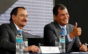 ECUADOR: Ex contralor sentenciado a seis años de cárcel