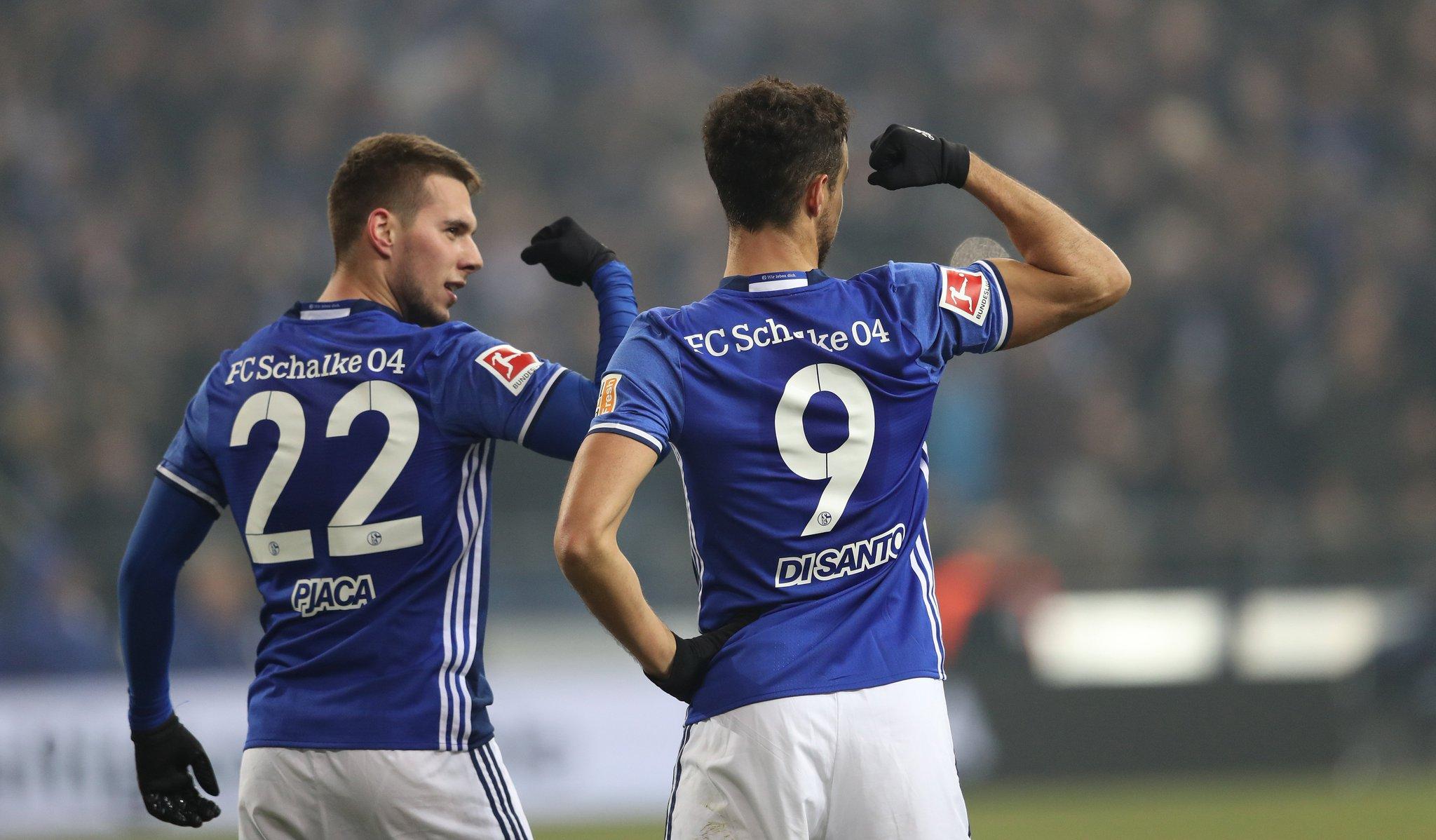 Schalke 04 vs Herhta BSC Highlights & Goals Video - 3 March 2018 - Bundesliga