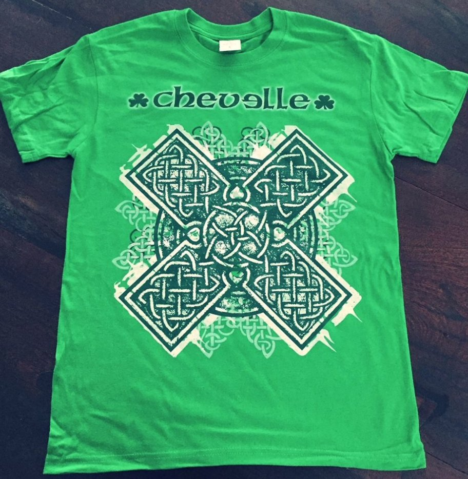 Show some love for the Irish and get your tee for the big party on March 17th! Stock quantity is selling fast so be sure to order your Chevelle St Patrick's day tee before they are gone for good!!!  getsomemerchandise.com/M-STPATTY2018-…