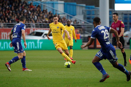 Troyes vs PSG Highlights and Goals Video 3 March 2018
