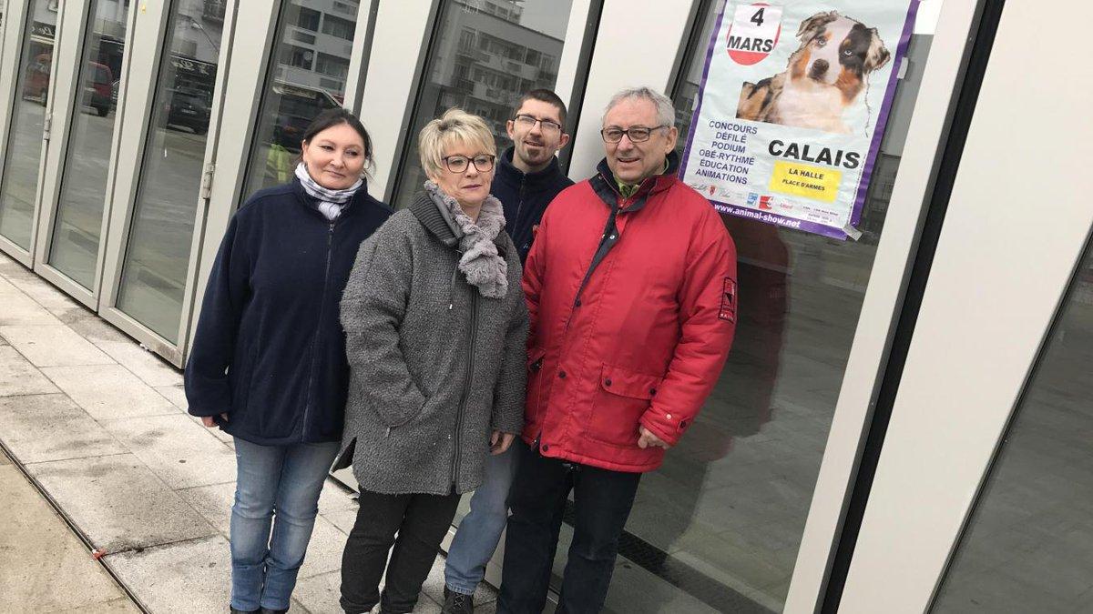 Halle info en direct news et actualit en temps r el for Salon du chiot lyon