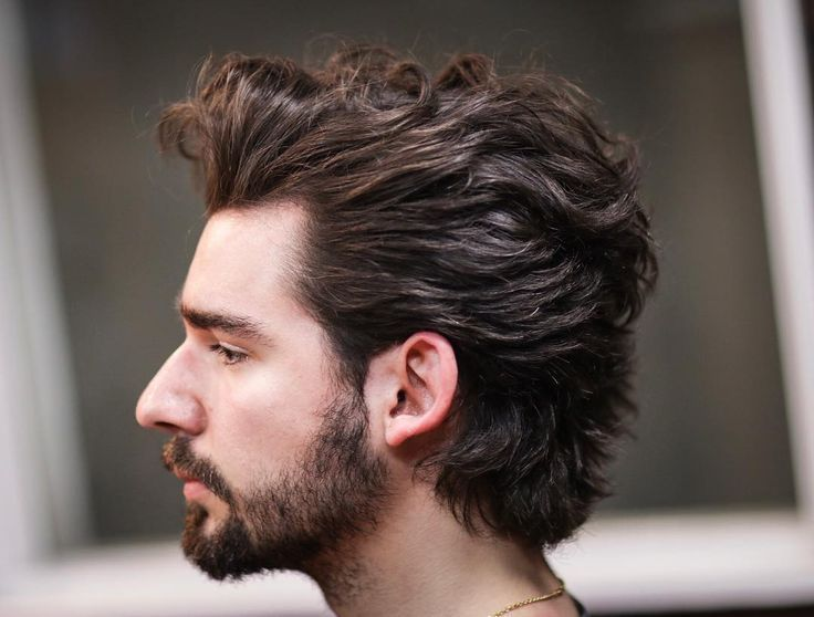 Mens Hair Trends On Twitter Just Pinned To Men S Medium Haircuts