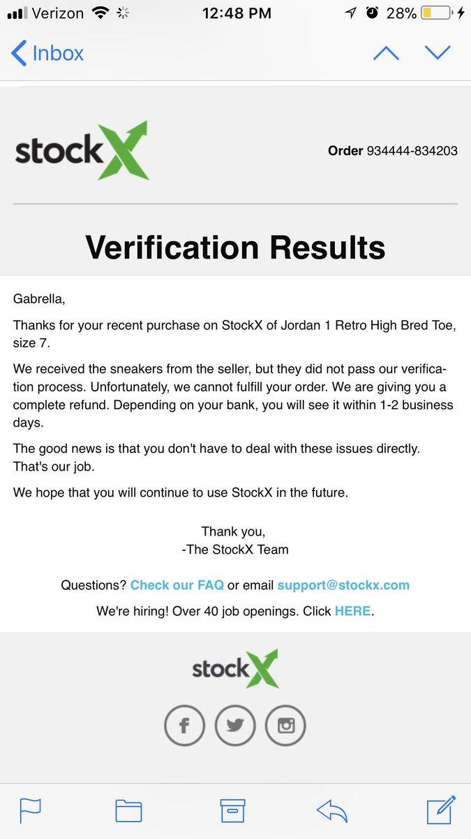 StockX on Twitter: