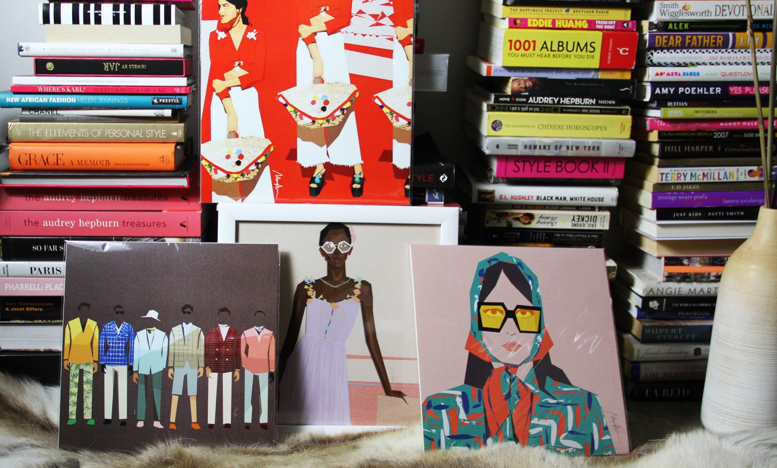 RT @shopellevie: Art  lovers, stock up on these amazing pieces by @mahanonu. https://t.co/eF3JKd46y1 https://t.co/p1t0LMQCig
