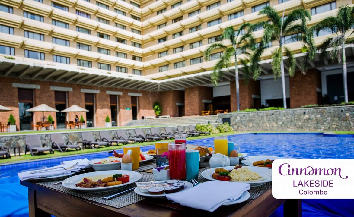 No matter what cuisine you have in mind you can enjoy it outside on our expansive, chic terrace.  #Terrace #CinnamonLakeside #ColomboHotels https://t.co/27xx7ILgqb