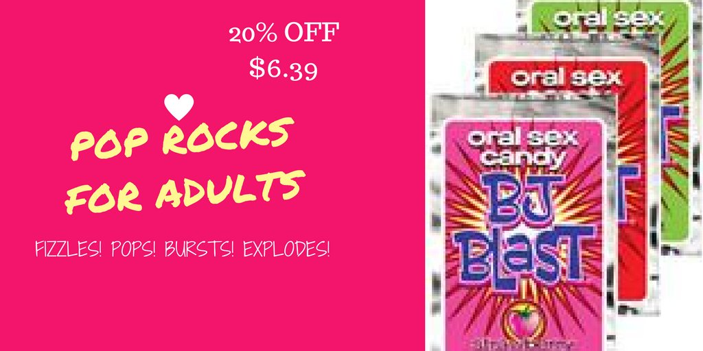 pop rocks oral