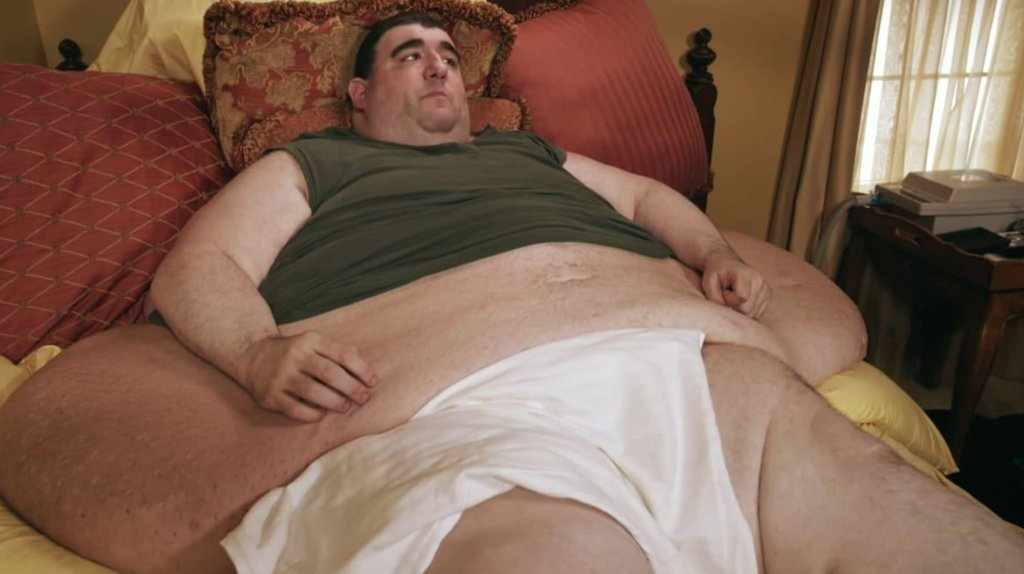 Star of 'My 600-lb Life' dies during filming of reality show https://t.co/9N32ehy58Z
