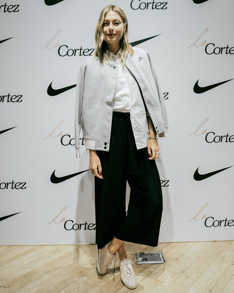 new style 054f2 cfb89 Maria Sharapova on Twitter: