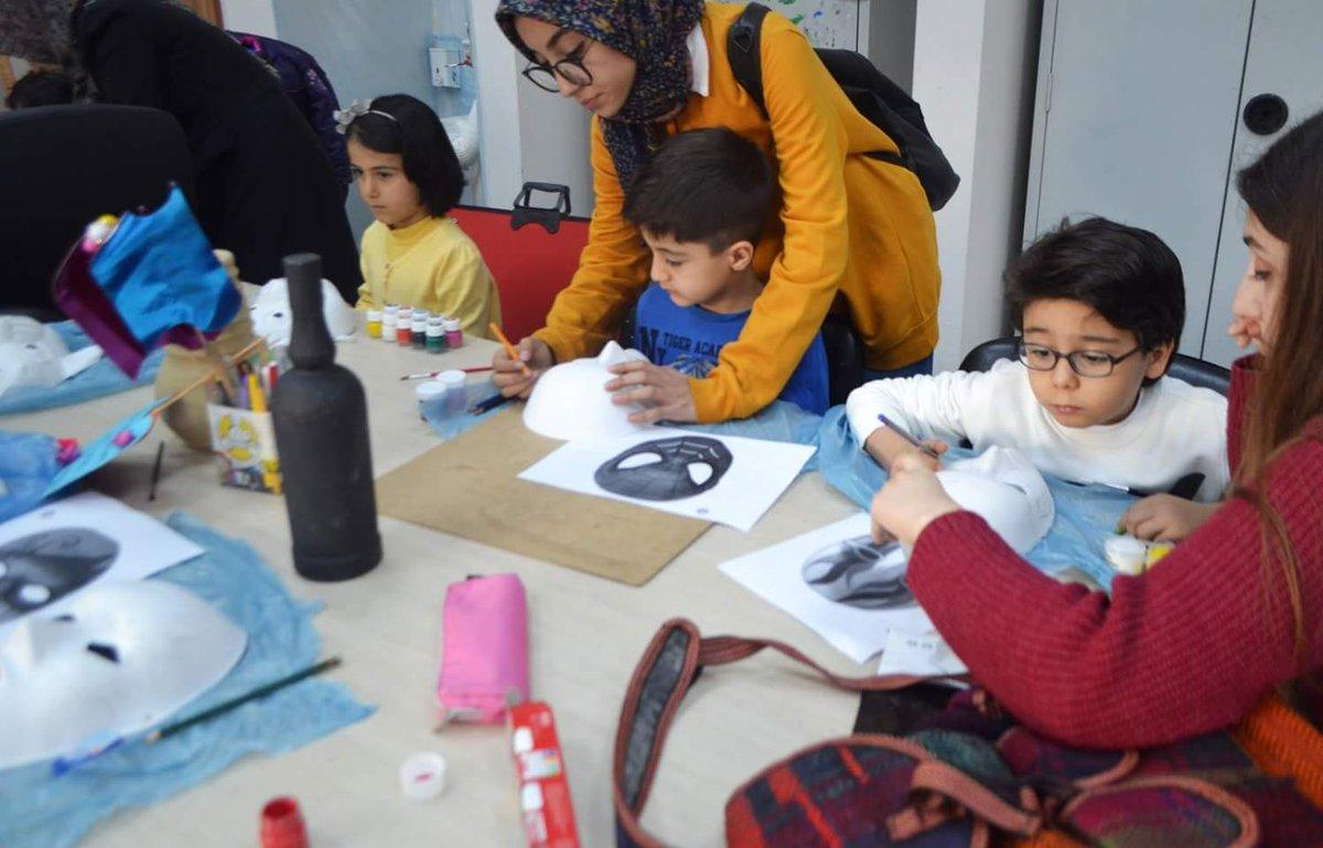 Gençlik Merkezi A Twitter Güzel Sanatlar Kulübümüzün Resim