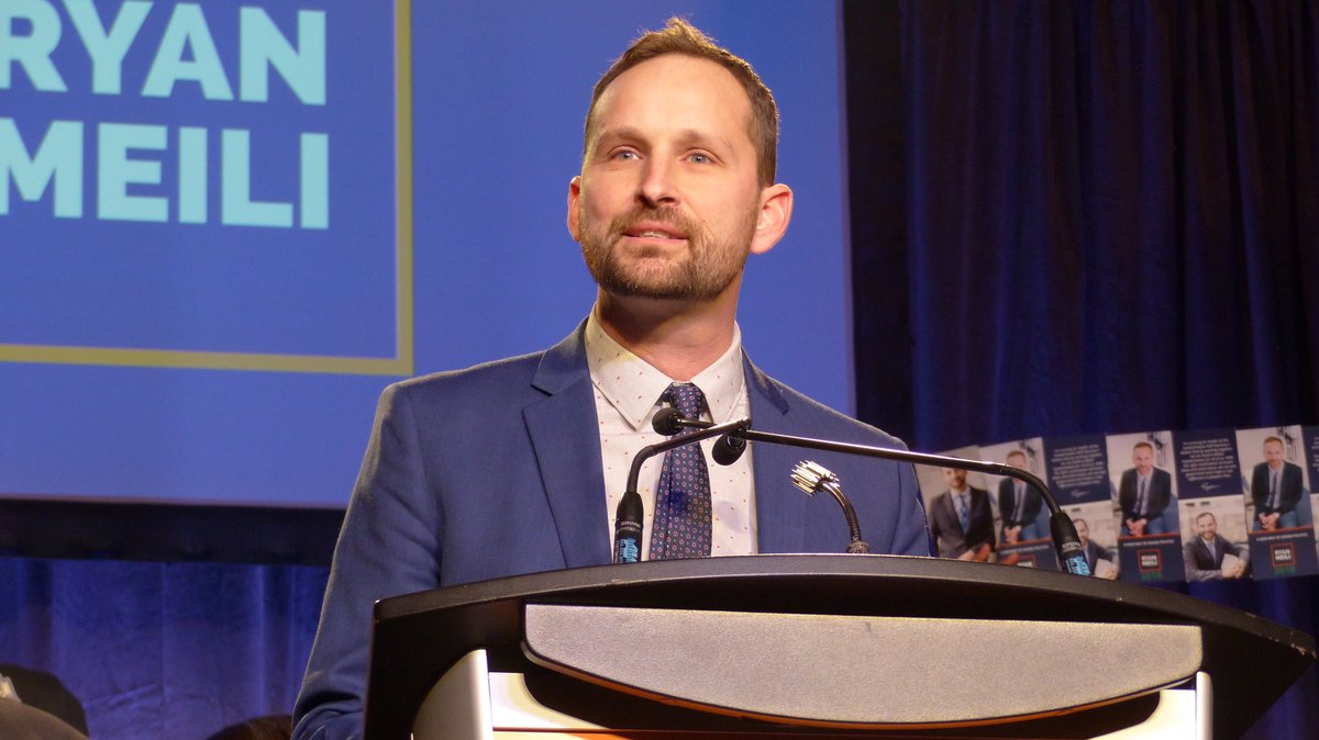 Ryan Meili is the new leader of the Sask. NDP with 5,973 votes #skpoli #Cdnpoli #yqr