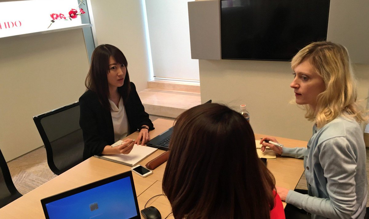 Shiseido to cultivate global talent in singapore - Shiseido singapore office ...