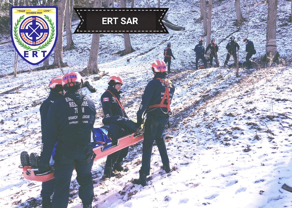 ERT SEARCH & RESCUE on Twitter: